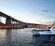 WaterX Shuttle - Sunset Cruise - Lisbon - Tagus