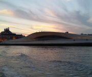 WaterX - MAAT - LIisbon - Tagus Cruise