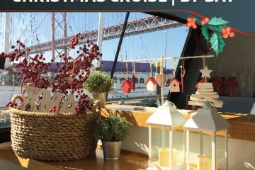 WaterX - Christmas Cruise by Day - Tagus Lisbon